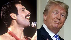Musikverbot für Trump: Nach Prince jetzt auch Queen!