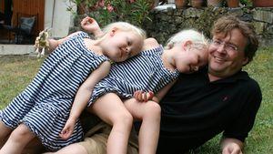 So glücklich war Prinz Friso mit seinen Kindern