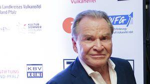 Nach Krebs-OP: Fritz Wepper kann nicht eigenständig gehen
