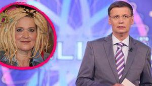 Gaby Köster quizzt beim Promi-Wer wird Millionär