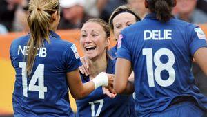 Frauen-WM: So nackt zeigte sich Team Frankreich