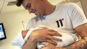 """Das Baby ist da! """"Geordie Shore""""-Gaz ist jetzt Papa"""