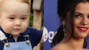 Selena Gomez, Prinz George, Franka Potente und Otto Waalkes