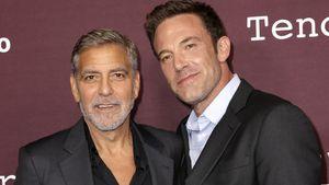 """""""Brillanter Typ"""": Ben Affleck schwärmt von George Clooney"""