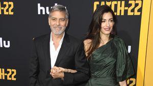 """George Clooney gibt zu: Amal ist """"zu intelligent"""" für ihn"""