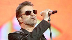 George Michael 2005 beim Live-8-Konzert in London