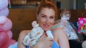 Baby-Hammer: Hier zeigt Georgina Fleur endlich ihre Tochter!