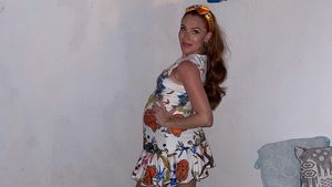Pompöse Dubai-Party: Georgina Fleur enthüllt Babygeschlecht!