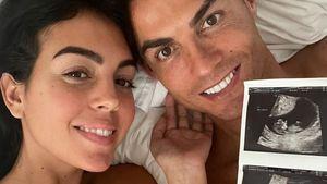 Cristiano Ronaldo und seine Verlobte bekommen Zwillinge!