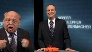 Gernot Hassknecht: Der Chef-Choleriker vom ZDF