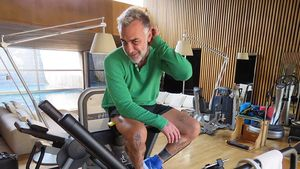 Gianluca Vacchi, Unternehmer