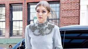 Gigi Hadid in New York