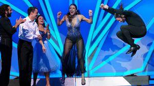 "Gil Ofarim (r.) und Ekaterina Leonova bei ""Let's Dance"" 2017"
