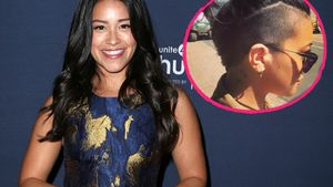 Radikal-Frisur: Gina Rodriguez rasierte sich die Haare ab!