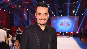 """Giovanni Zarrella bei """"Der große RTL II Promi-Curling-Abend"""""""
