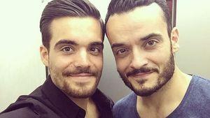 Wie Zwillinge: Giovanni Zarrellas Bruder sieht aus wie er
