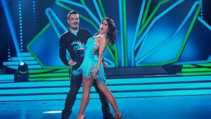 """Giovanni Zarrella und Christina Luft auf dem """"Let's Dance""""-Tanzparkett"""