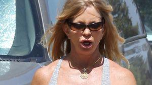 Ohne BH: Goldie Hawn joggt ganz freizügig