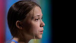 Offene Worte: Aktivistin Greta Thunberg litt an Depressionen