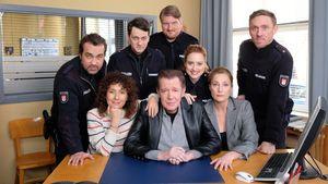 """Die Stars der ARD-Serie """"Großstadtrevier"""""""