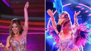 """Gülcan Kamps scherzt: Ist sie """"The Masked Singer""""-Flamingo?"""