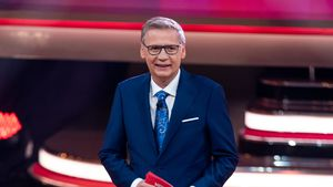Gewusst? Moderator Günther Jauch war mal Hausmeister!