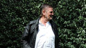 Tag nach Heidis Hochzeit: Papa Günther ist im Gartencenter