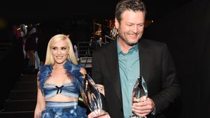 Gwen Stefani und Blake Shelton bei den People's Choice Awards 2017