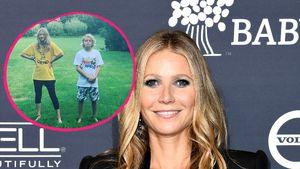 Seltener Anblick: Gwyneth Paltrow zeigt ihre beiden Kids!