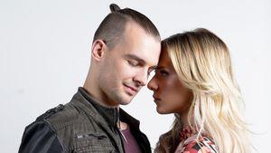 Eric Stehfest und Valentina Pahde