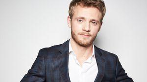 Nach Papa-Auszeit: Niklas Osterloh ist zurück am GZSZ-Set