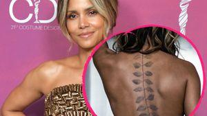 Halle Berry verrät: Ist ihr XXL-Rücken-Tattoo wirklich echt?
