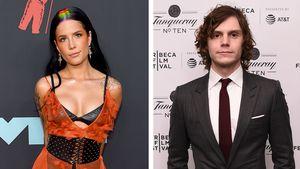 Heiße Gerüchte: Datet Halsey jetzt Schauspieler Evan Peters?