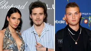 Brooklyn Beckhams Ex Hana turtelt jetzt mit Jude Laws Sohn