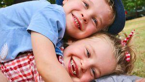 Neil Patrick Harris' Twins sind schon 7! So süß ist das Duo!