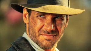 Wird sie bald Harrison Ford als Indiana Jones ersetzen?