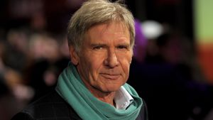 "Harrison Ford bei der Premiere von ""Morning Glory"" in London 2011"