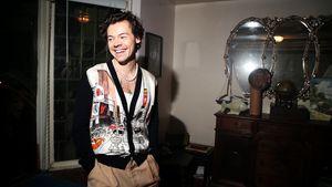 Parfüm und Co.: Harry Styles plant eigene Kosmetikmarke