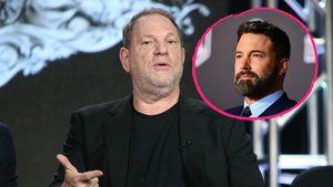 Ben Affleck als Alibi: Weinstein bestreitet Vergewaltigung!