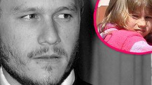 Heath Ledger und Tochter Matilda