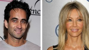 Dr. Marc Mani und Heather Locklear