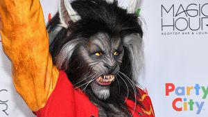 Werwolf an Halloween: Das war Heidi Klums Inspiration!
