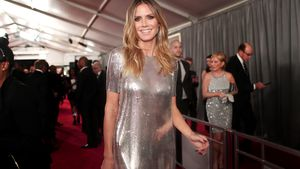 Heidi Klum bei den Grammy Awards 2017