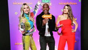 Heidi Klum und Co. – Starauflauf bei den Kids' Choice Awards