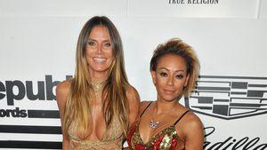 Neben Sasha: Ist dieses Spice Girl bei Heidis Hochzeit?