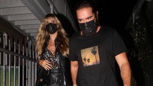 So sexy kleidet sich Heidi Klum für Date mit Tom Kaulitz