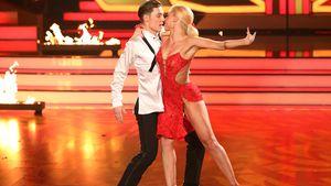 """Blutiges """"Let's Dance""""-Aus: Kathrin Menzinger verletzte sich"""