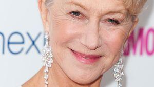 Uneitel: Helen Mirren verzichtet auf Friseur & Co.