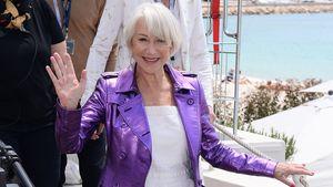 In Cannes: Helen Mirren (72) stürzt fast auf ihr Gesicht!