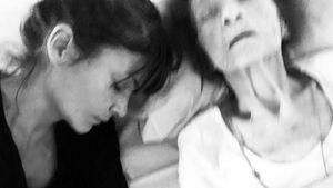 Traurig! Helena Christensen verabschiedet sich von ihrer Oma
